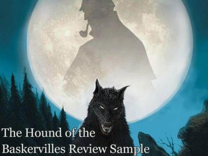 The Hound of the Baskervilles Review Sample